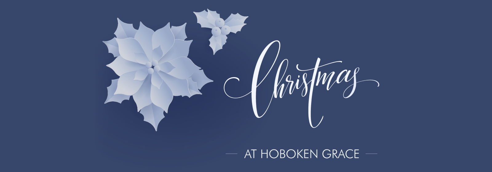 Christmas at Hoboken Grace